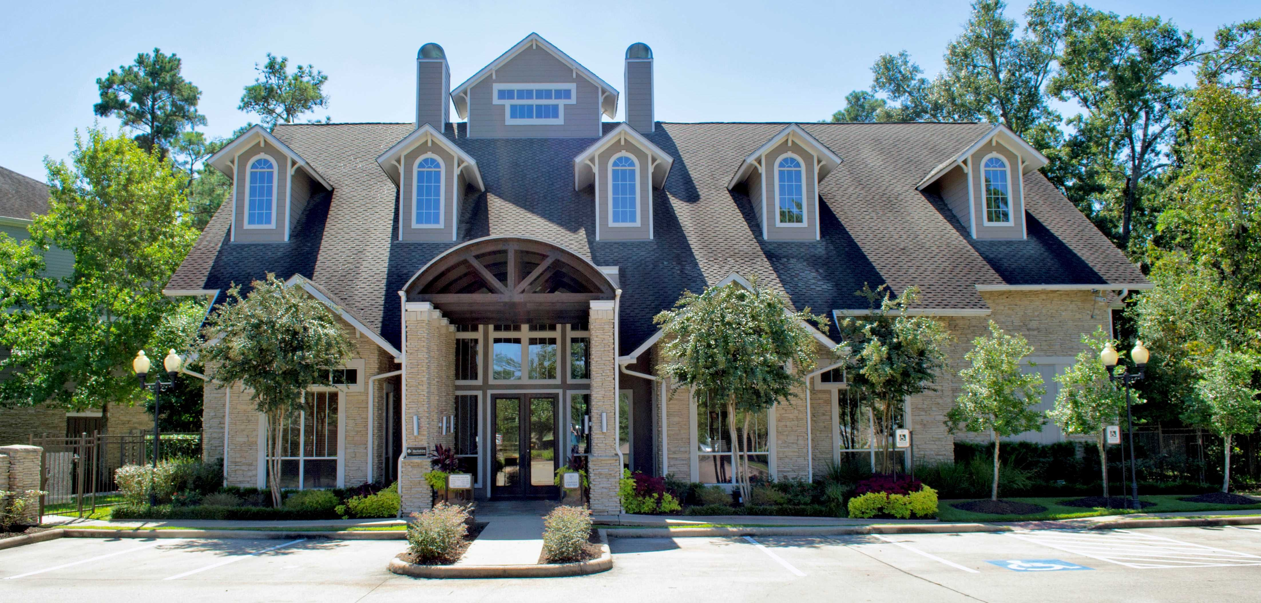 Whispering Pines Ranch has easy access to I45, Beltway, and Downtown Houston