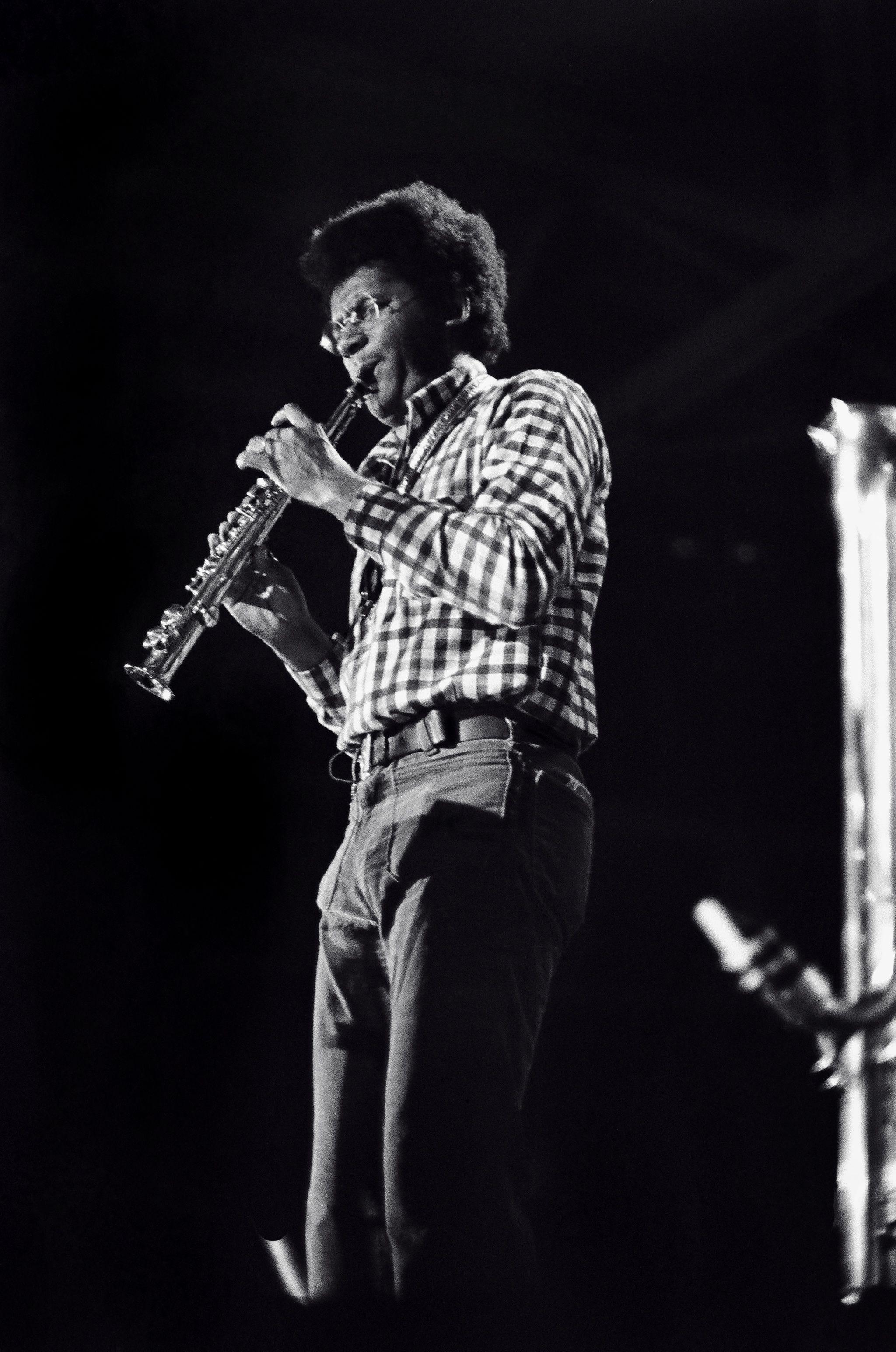 Anthony Braxton - saxophone