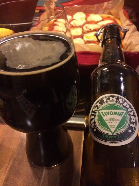 Livonia Must Eksport