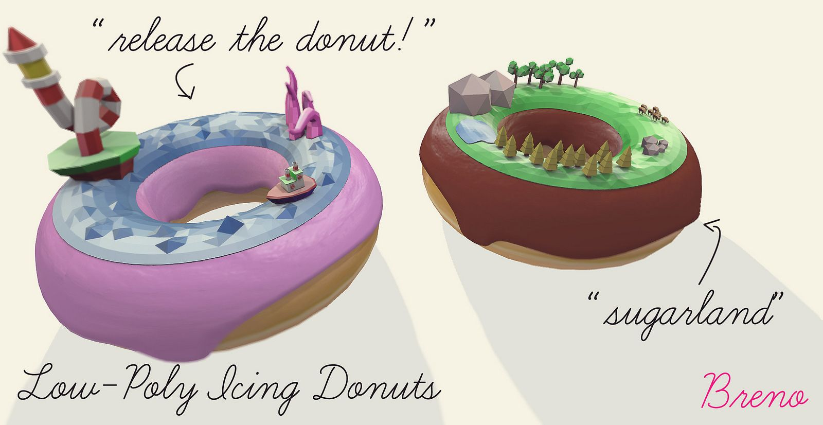 For Atelier Kreslo, Donut Festival | Flickr - Photo Sharing!