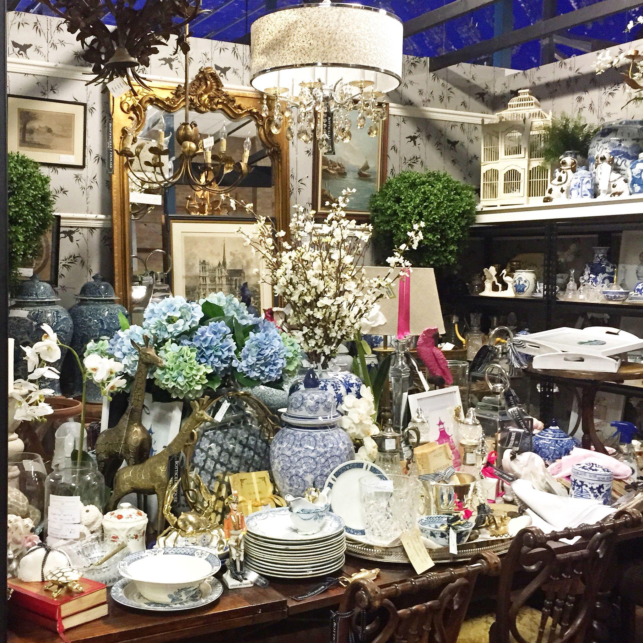 Botticelli House Store At Paddington Antique Centre
