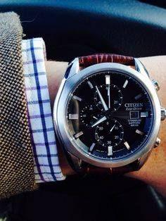 Men's wardrobe staple : Citizen watch