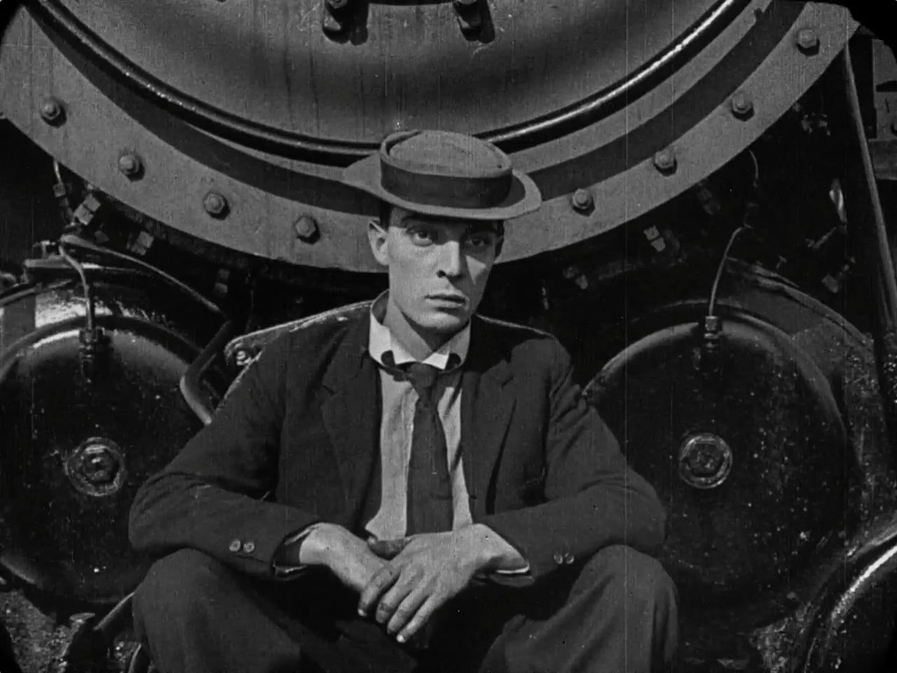 Before Edgar Wright and Wes Anderson, before Chuck Jones and Jackie Chan, there was Buster Keaton, one of the founding fathers of visual comedy. And nearly 100 years…