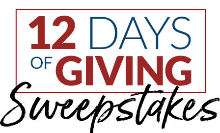 12 Days Of Giving Sweepstakes Brother Sweepstakes Day Giving