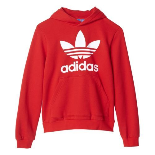 2 Youth Adidas Originals Trefoil Hoodies Medium NWT