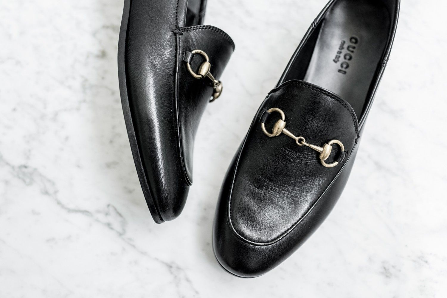 Gucci Brixton Loafers | Gucci loafers