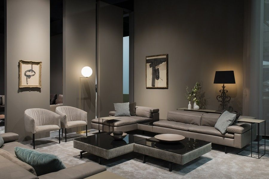 sofa Shiva | JORI - The amazing taut and optically low design of the ...