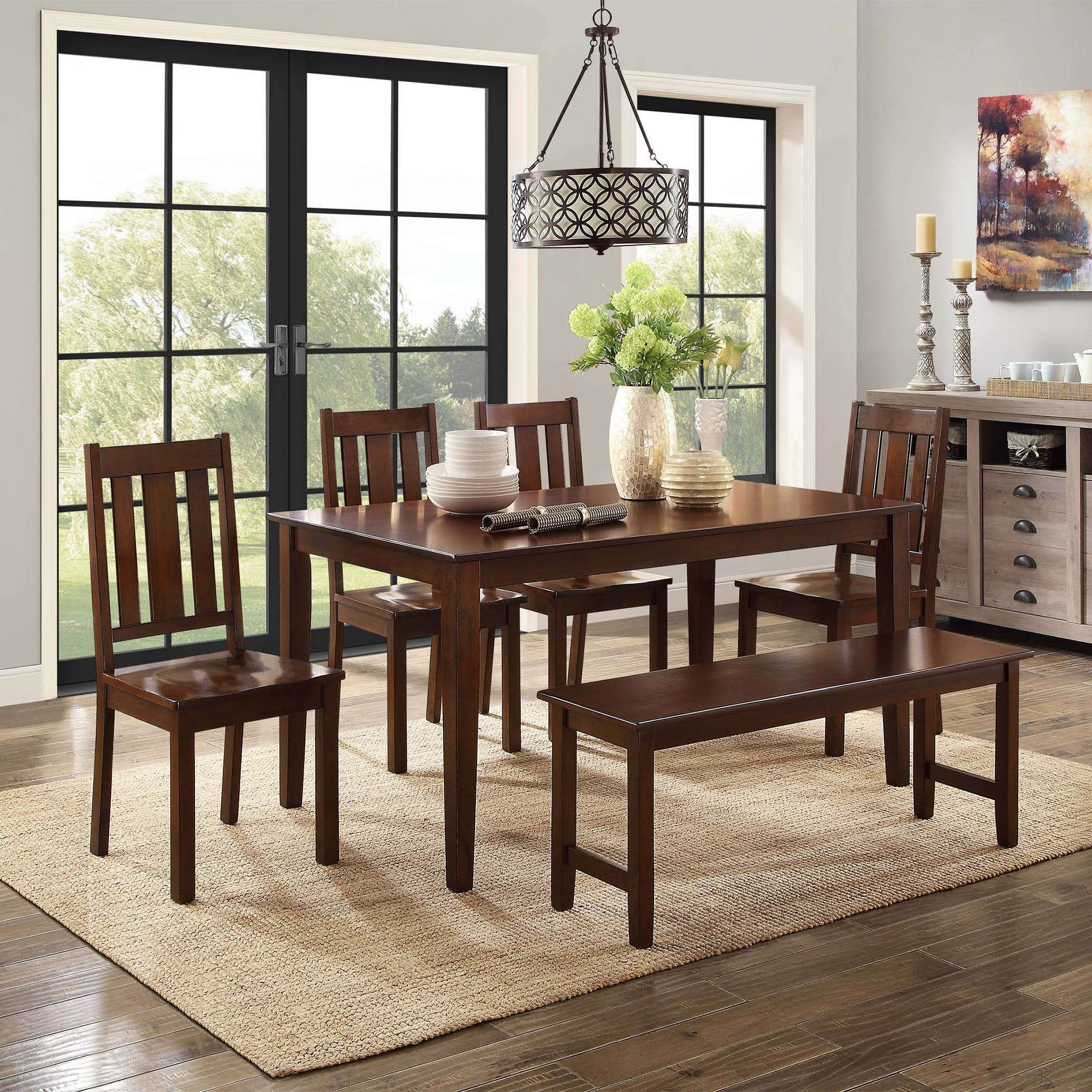 23+ Dining room table and chairs at walmart Best