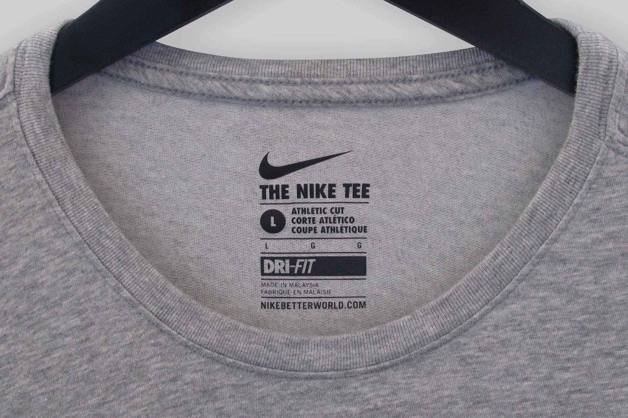 Download Nike Global Label System Clothing Labels Design Clothing Care Label Printing Labels