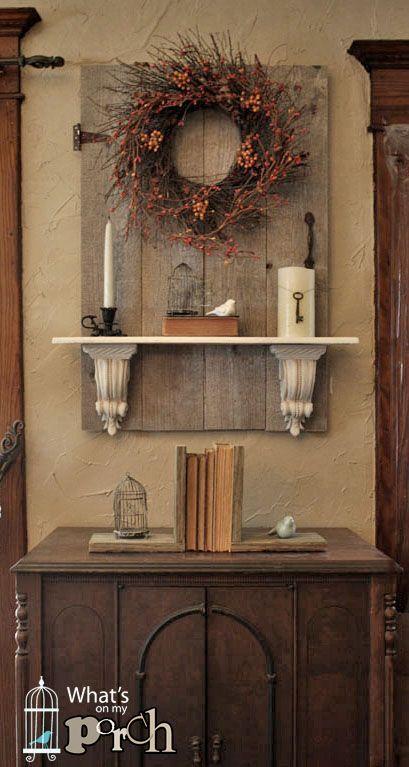 Barnwood Cabinet Doors