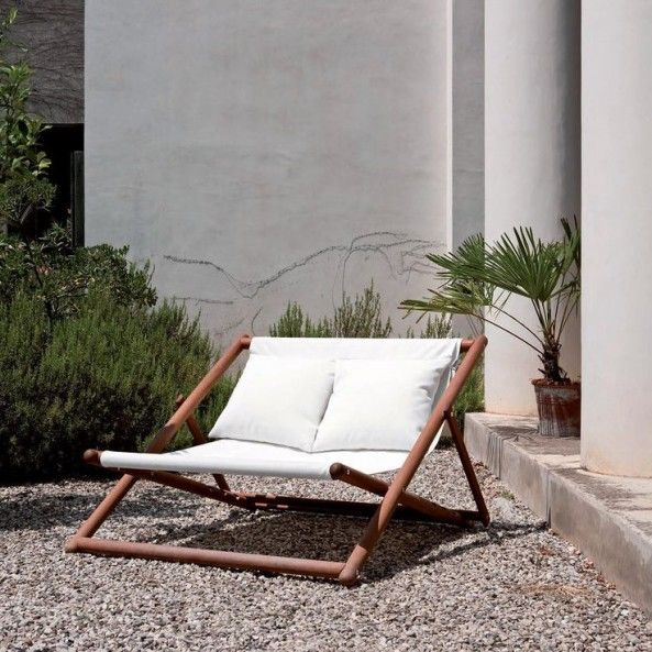 EXTETA  Paraggi Sofa MATTER AND SHAPE is part of Modern patio furniture -