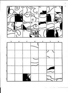 Today's Art Lesson: Pattern Development