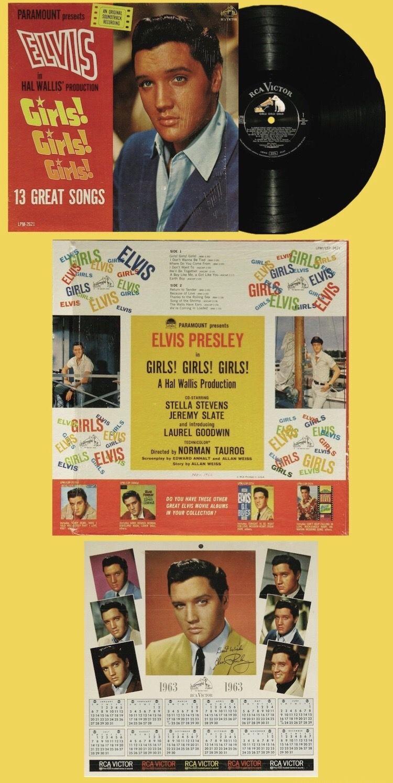 ELVIS PRESLEY Poster #1 Multiple Sizes