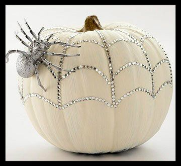 Faulkner's Ranch: Glam Pumpkins: Sequins and Jewels