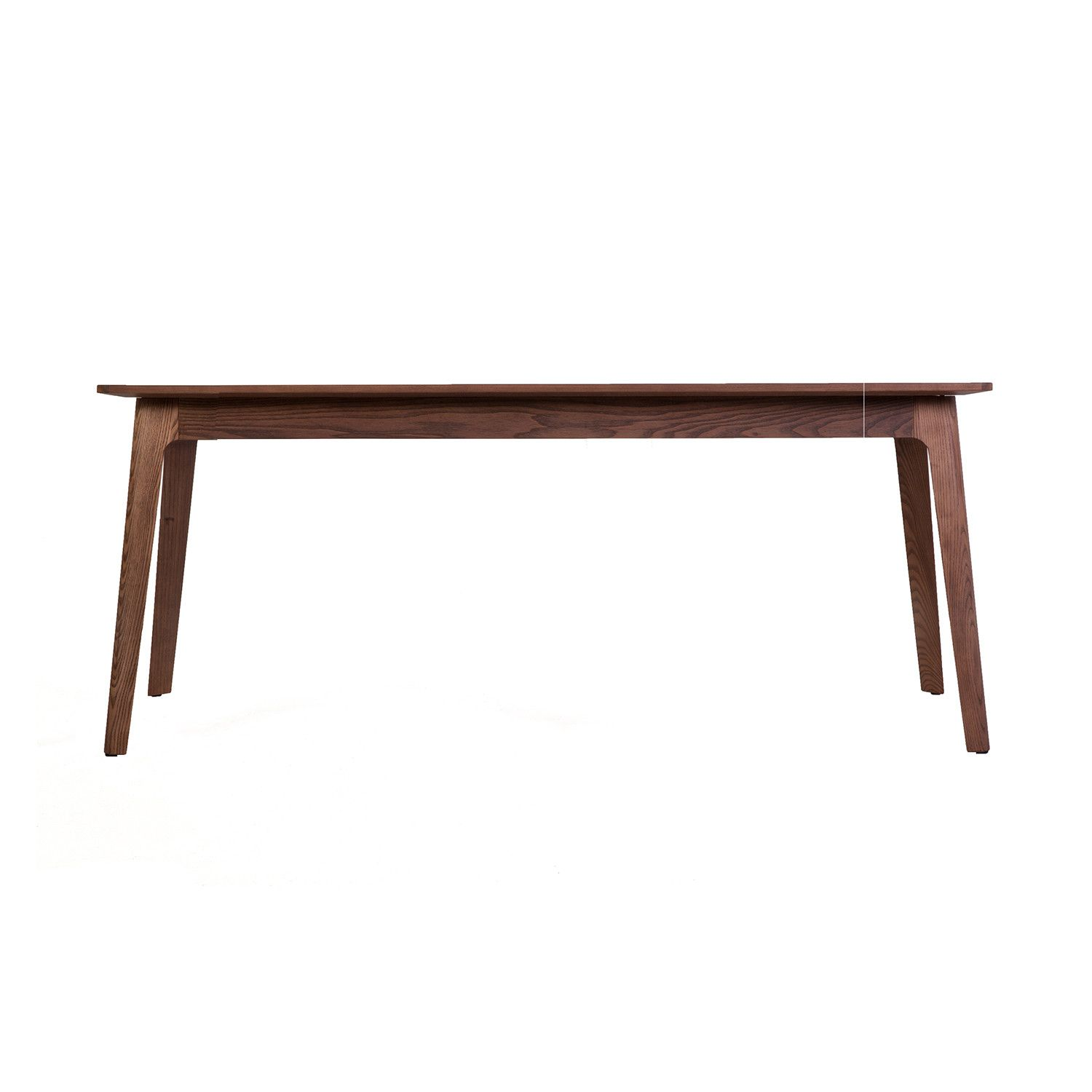 Sean Dix Street Dining Table 63 Rectangle Dining Table Mid