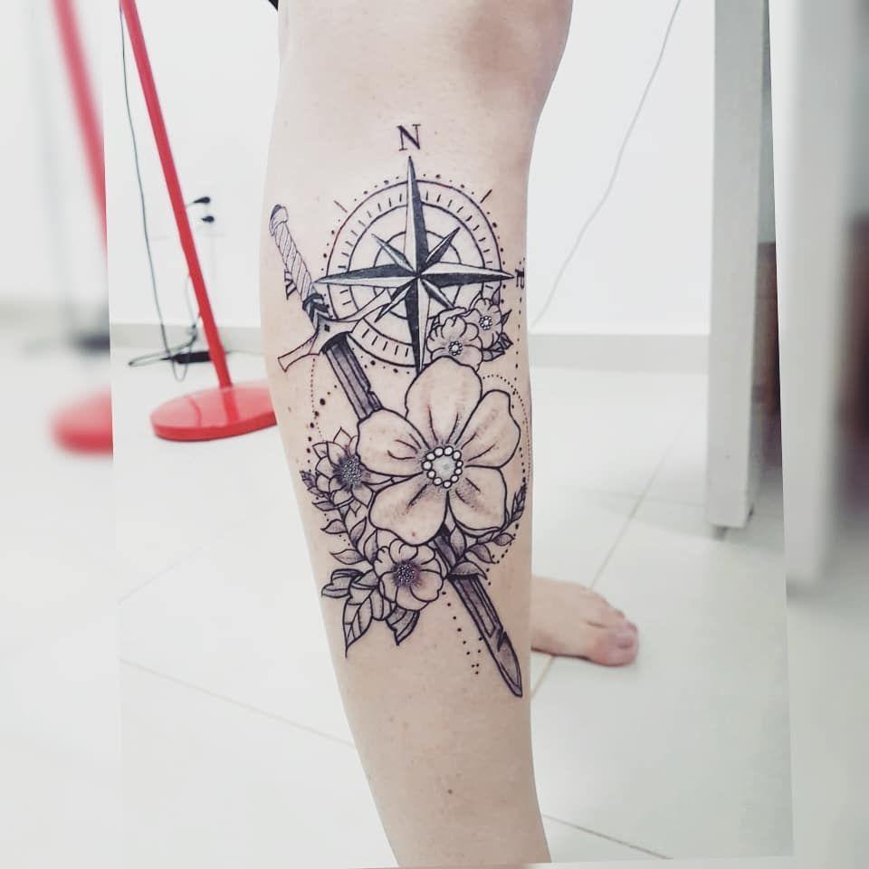 Tattoo da maravilhosa @guihverussa obg ♥️ Orçamentos: 66 996596508 . . . . . . . #tattoosinop #tattoofeminina #tattoogirl #tattoolovers #tattoolove