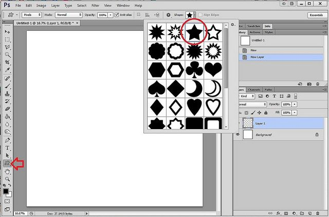 Making A Random Pattern With Marisa Lerin From The Pixel Scrapper