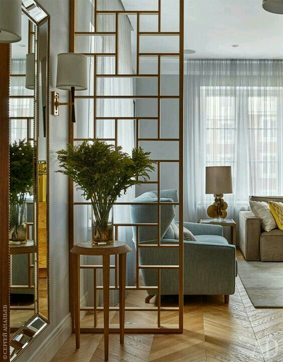 metal room dividers ideas | for the home | mid century modern living