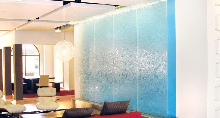 Netflix Corporate Offices Water Walls Indoor Waterfall Indoor