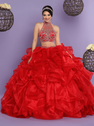 647ae25c6d Here s our favorite one from their latest collection 2 Piece Quinceanera  Dresses