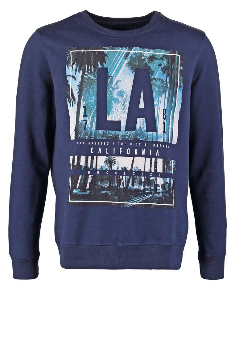 Sudadera Graphic Look Bbdhwrqn Men's Navy New Zalando Pinterest Es PCUqHw