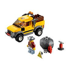 LEGO City Mining 4x4 (4200)