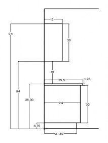 Extrem Küche Unterschrank Höhe Dies ist die neueste Informationen auf die MH56