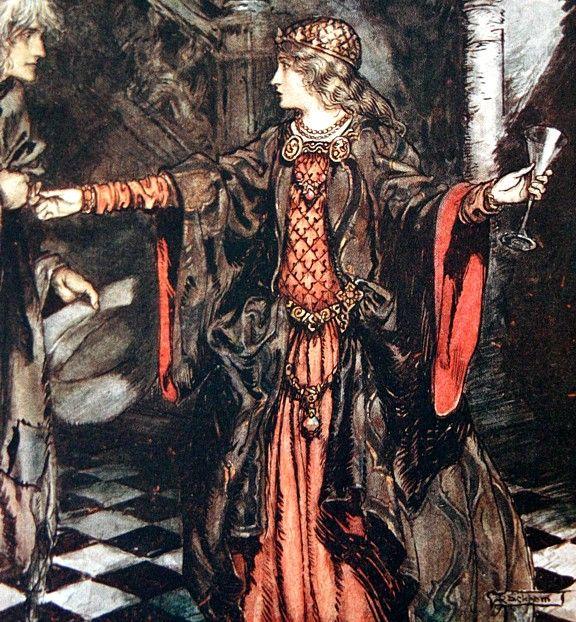 Arthur Rackham (19 de septiembre de 1867 – 6 de septiembre de 1939) fue un creativo ilustrador de libros inglés. Entre sus trabajos más ...