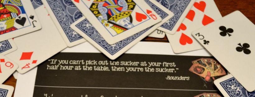 Game Night: Poker Night   Signage & Printables   Poker night