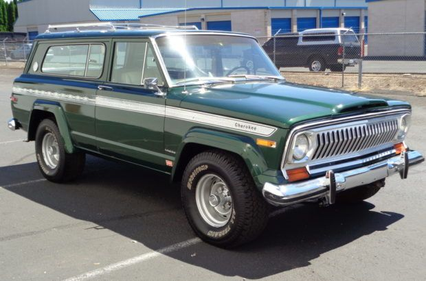 No Reserve Great Looking 1978 Jeep Cherokee Chief Jeep Cherokee Cherokee Chief Jeep