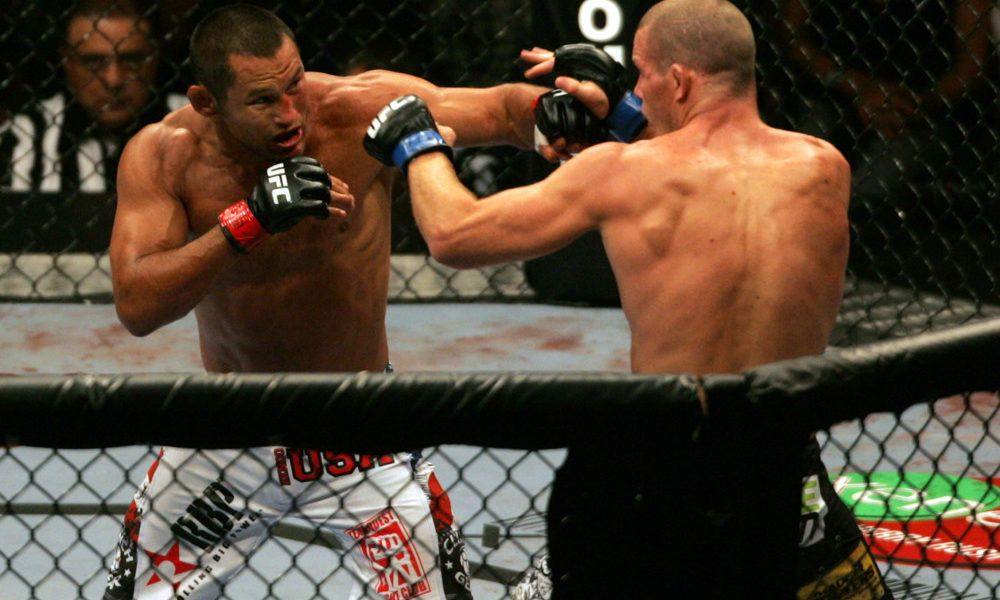 5c438764448 Recalling the UFC knockout heard round the world   When Dan Henderson s  right hand crashed into
