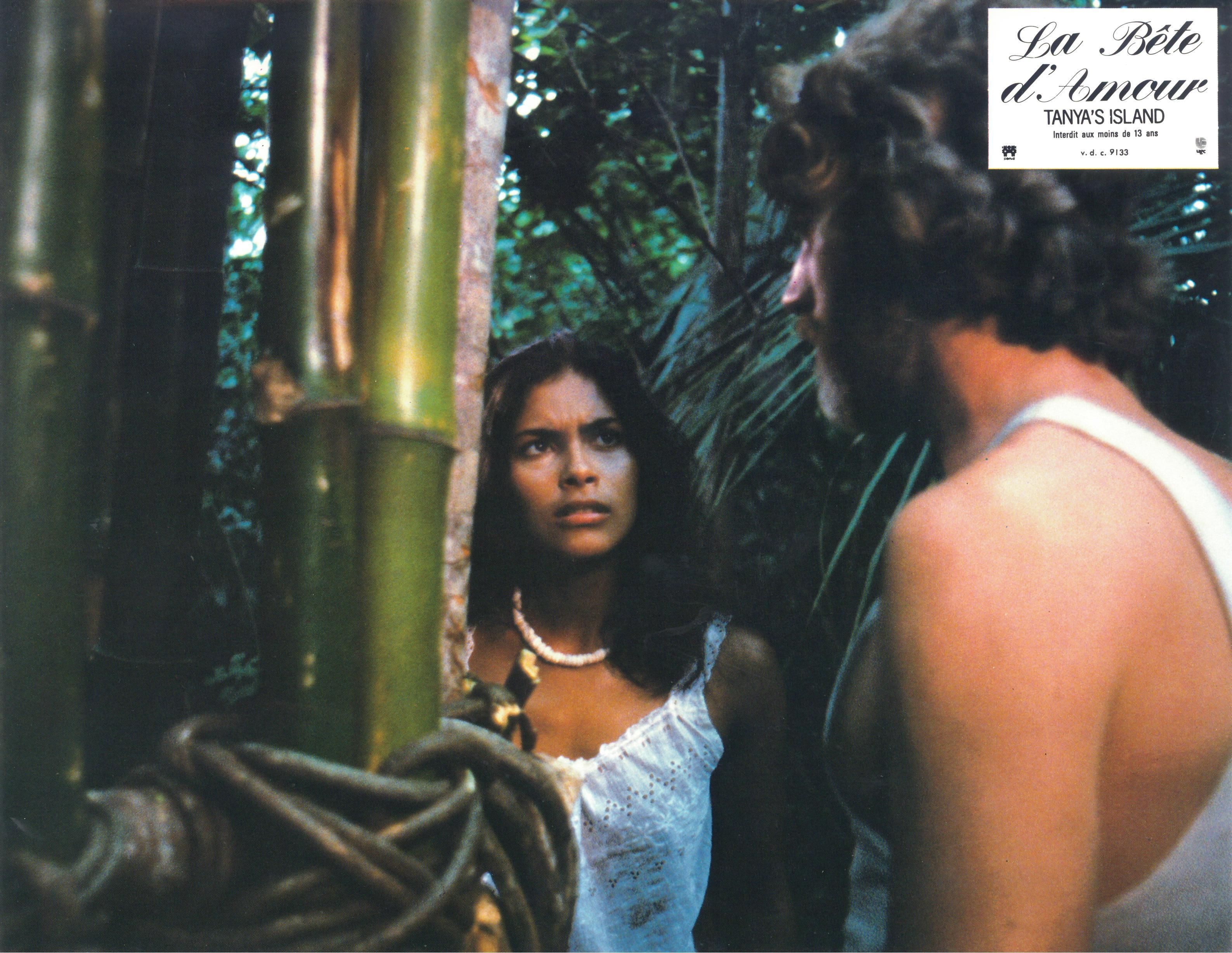 nude in matthews tanyas island denise