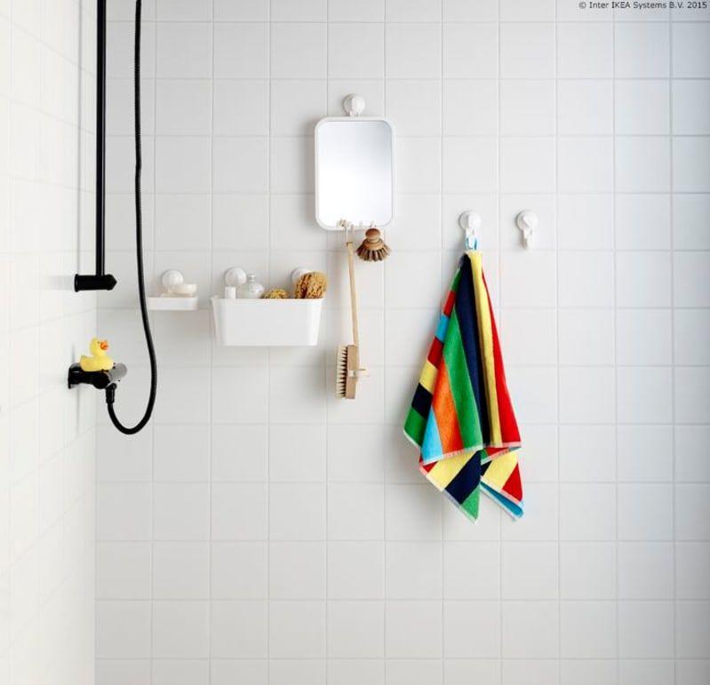 Under-$40 IKEA Finds That\u0027ll Double Your Bathroom Storage www