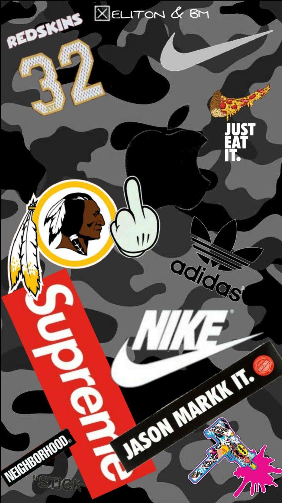Eliton Reis Hypebeast Wallpaper Nike Wallpaper Graffiti