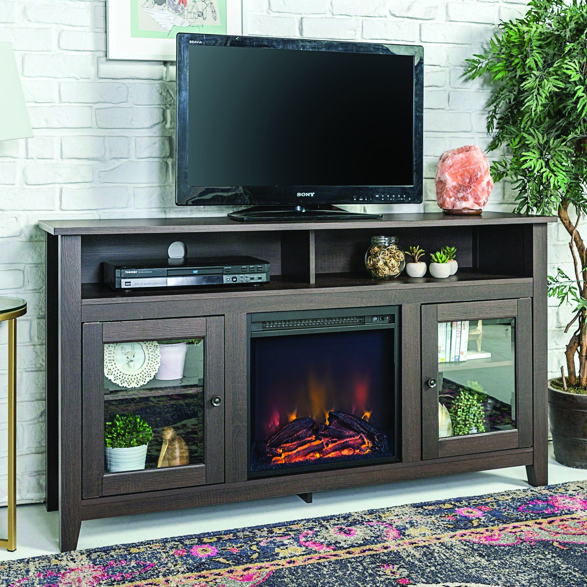 Incredible Fireplace Tv Stand Costco Uk You Ll Love Fireplace Entertainment Center Entertainment Center