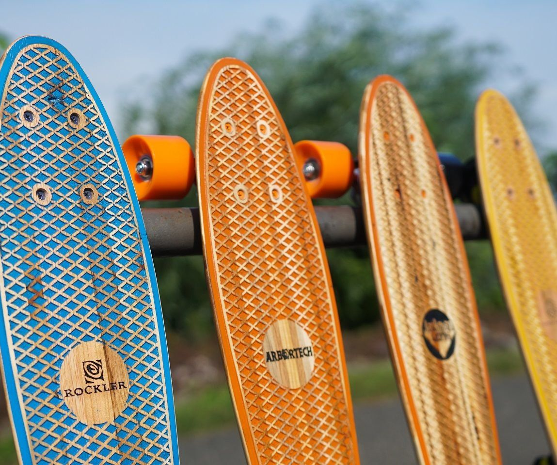 Pallet Wood Penny Boards Penny Board Custom Penny Board Wood Pallets