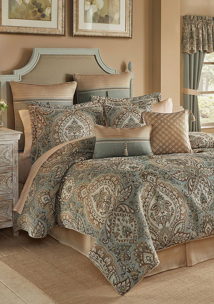 Croscill Rea Comforter Set Master Bedroom Comforter Sets