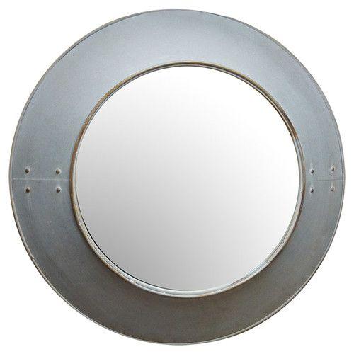 Lyndon Wall Mirror Mirror Wall Mirror Round Mirror Bathroom