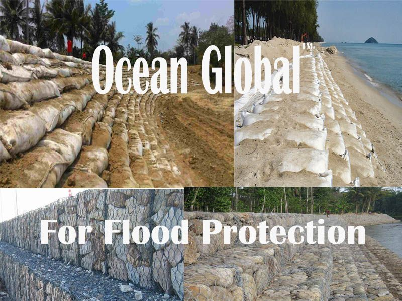 Non Woven Geo Bag Manufacturer From Delhi Flood Protection Ocean Erosion Control