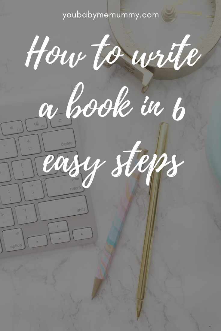 How to Write a Book in 6 Steps - blog.reedsy.com