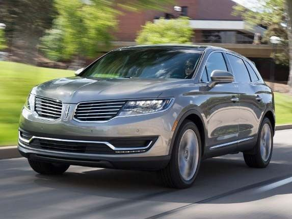 2016 Lincoln MKX AWD Reserve Quick Take: Old- luxury cruiser ...