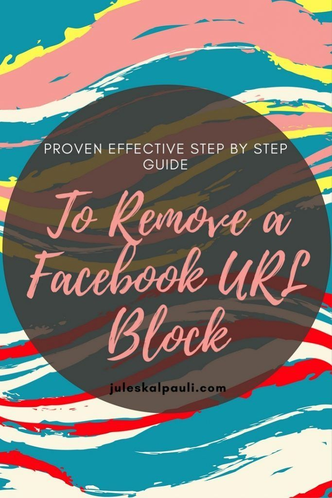 URL Facebook Block - How we Reclaimed our Brand Reputation in 24 hrs