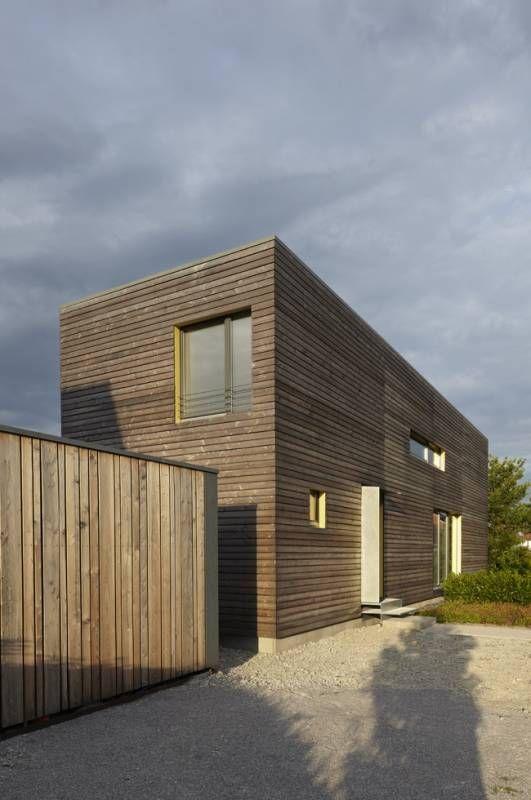 Holzhaus in rheda wiedenbr ck rheda wiedenbr ck for Holzhaus architektur