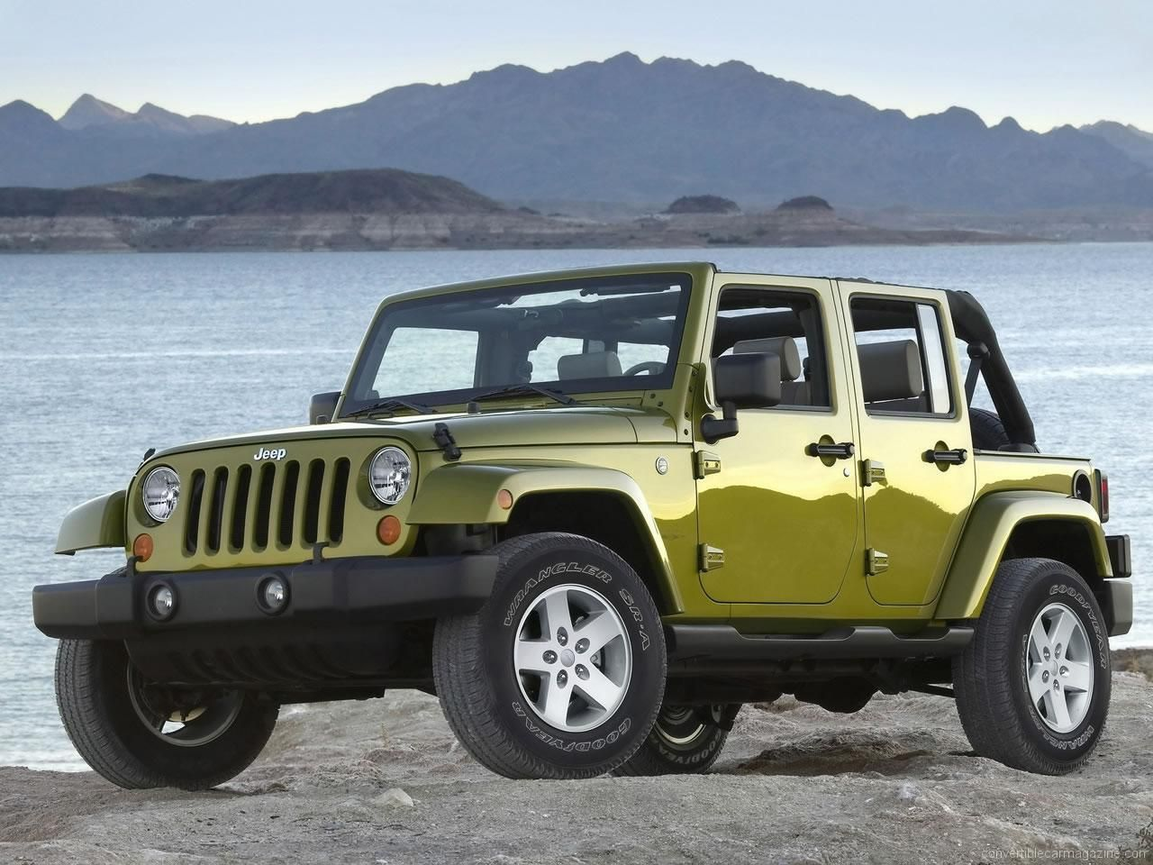 Here At Lebanon Chrysler Dodge Jeep Ram The Jeep Wrangler Comes