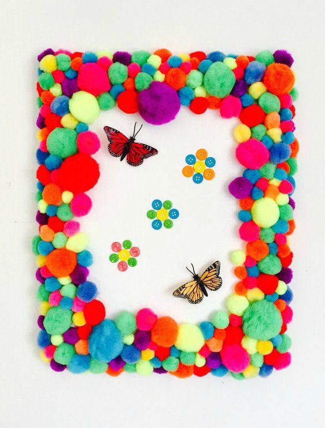 Tarjeta Día de la Madre 2018 para imprimir | Pinterest | Pompones ...