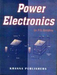 Power Electronics Book By Bimbra Pdf
