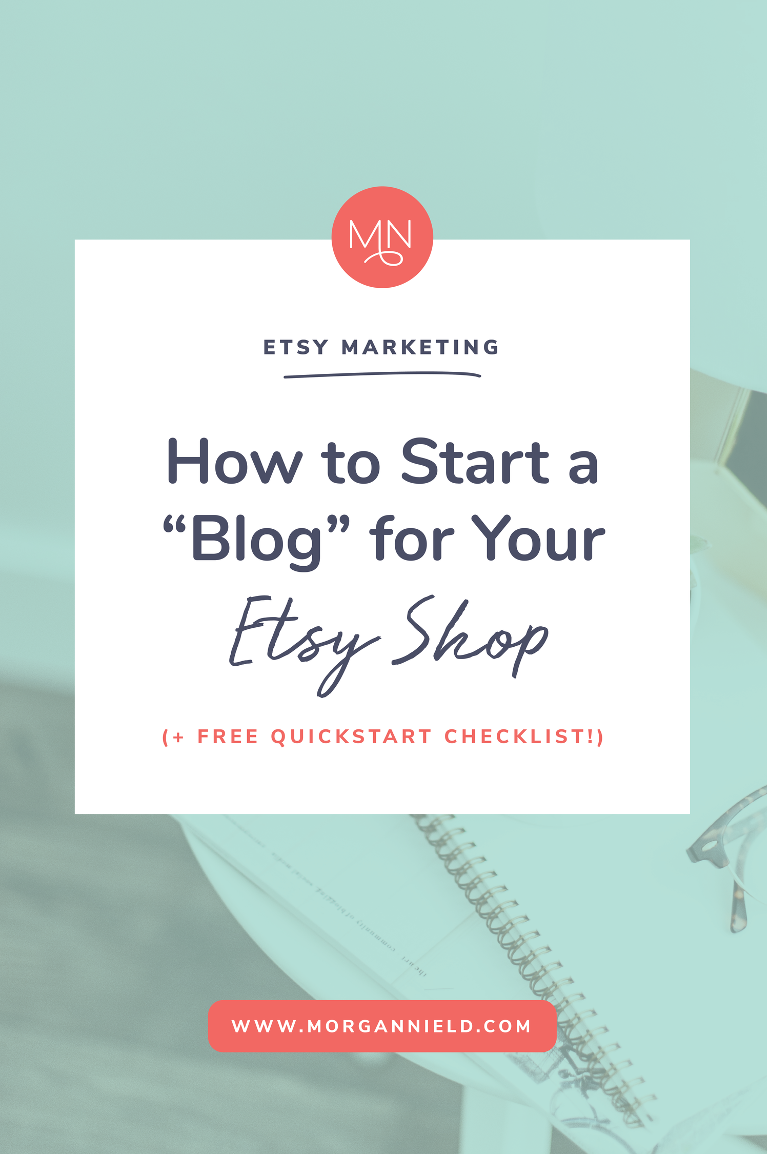 How to start a blog for your Etsy shop | Blogging, Business and Etsy
