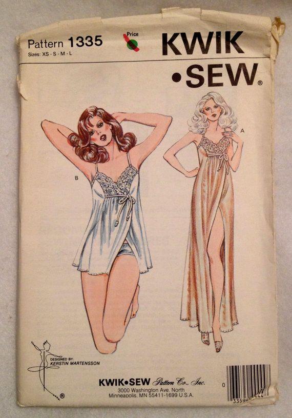 Custom Order for NightgownsByMaillet - Vintage LINGERIE SLEEPWEAR ...