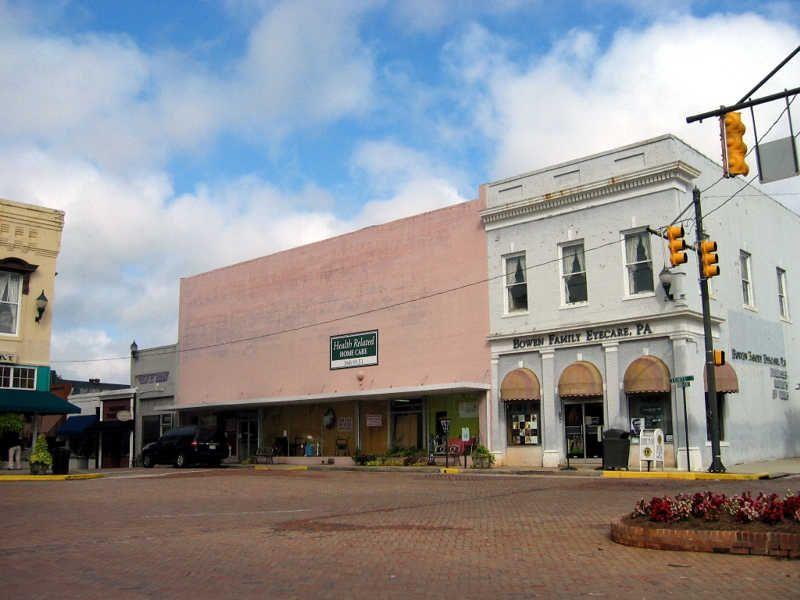 Abbeville S C Nostalgia Abbeville Calhoun Falls Due West