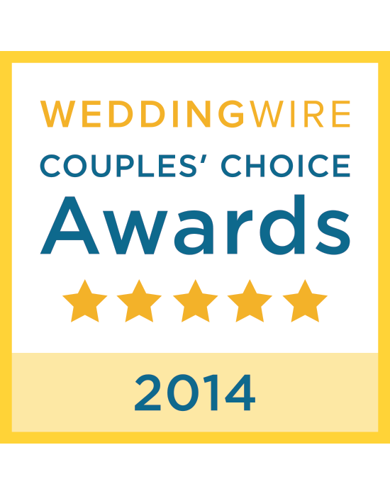 Thanks To Our Past Clients We Won The Weddingwire Couples Choice Awards 2014 For Excellence In Quality Service Re Wedding Wire Wedding Officiant Wedding Dj